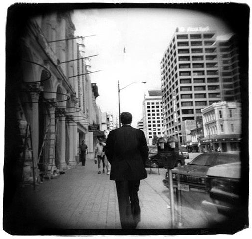 The Business Man – Austin, Texas