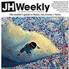 cover of Jackson Hole Weekly, February 2013