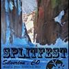 Finished poster for Silverton Splitfest 2012