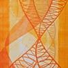 Orange Sketch I