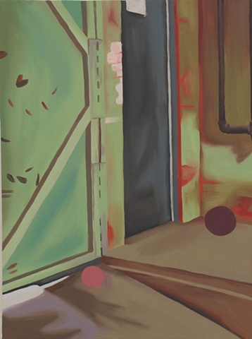 Studio Door (equation 1)