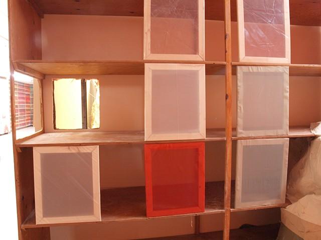 Painting installation