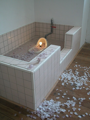 Outside of the Utopia- Rose Bath