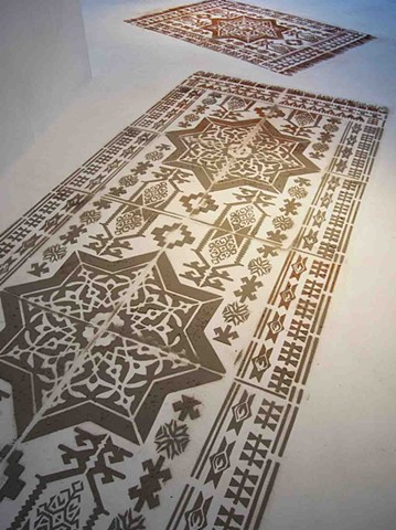 Dirt Carpet #3