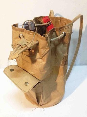Bag-Self Protrait Series-No.13