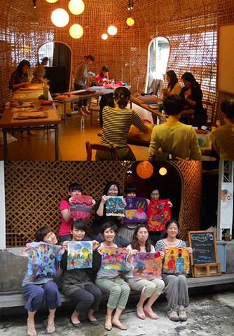 Paper Felting Workshop