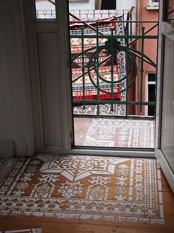 Dirt Carpet #2
