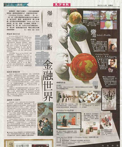 2013 Nov3_Oriental Daily News