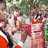 Rainbow Wish Weaving Workshop