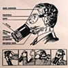 The Civilian Gas Mask-Brown