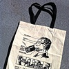 The Civilian Gas Mask Tote Bag