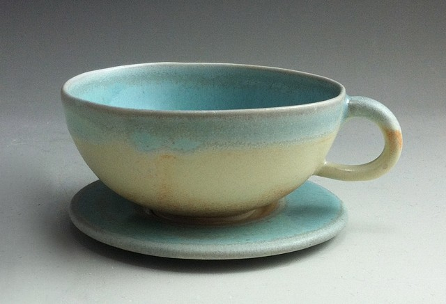 Cone 10 Electric Teacup 2
