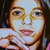 Tilly in Acrylic