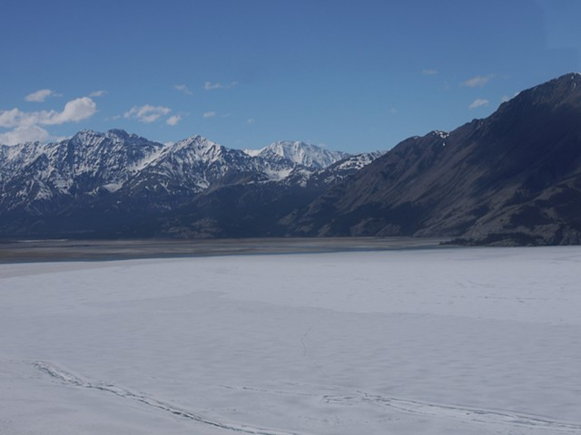 End of Kluane Lake 6