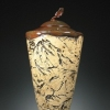 Textured Cone Vessel
