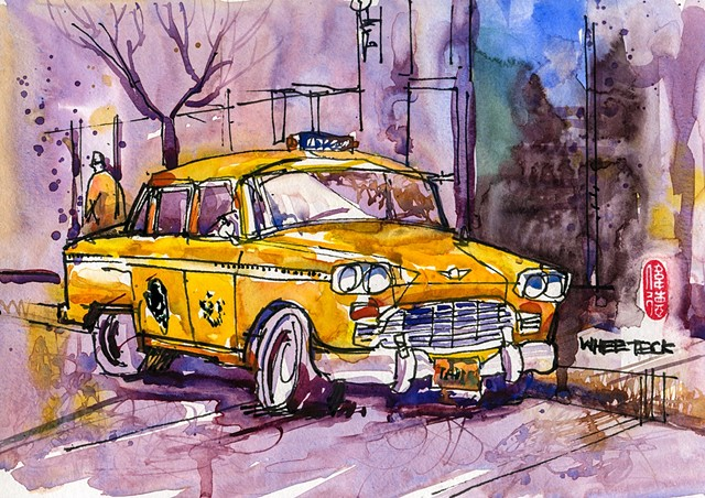 20161026 USA New York Taxi REF