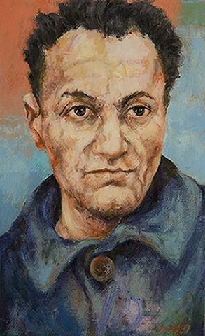 Circus Poet (Artaud)