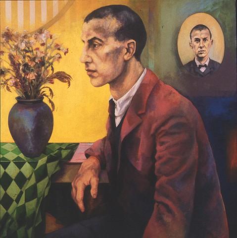 Double Portrait of Gerstl
