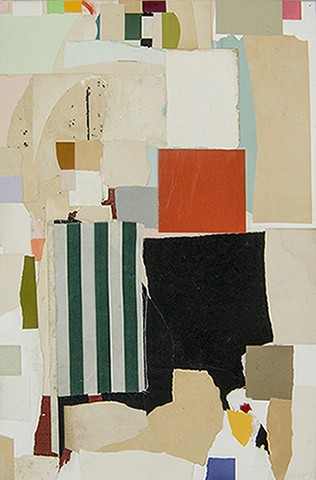 When Malevich Asked de Stael to Dance (Are my feet moving or is it the floor?)