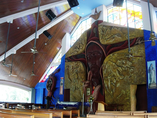 Toym Imao, Church, Chapel, Marikina City, Our Lady of the Magnificat Chapel, Marist