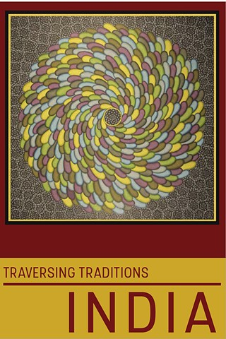 Traversing Traditions - India, The Charter Oak Cultural Center, Hartford, CT