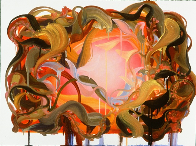Melissa Gwyn art painting abstraction