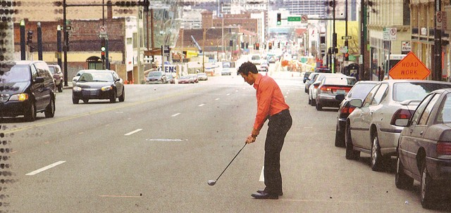 Urban Golf KC Style