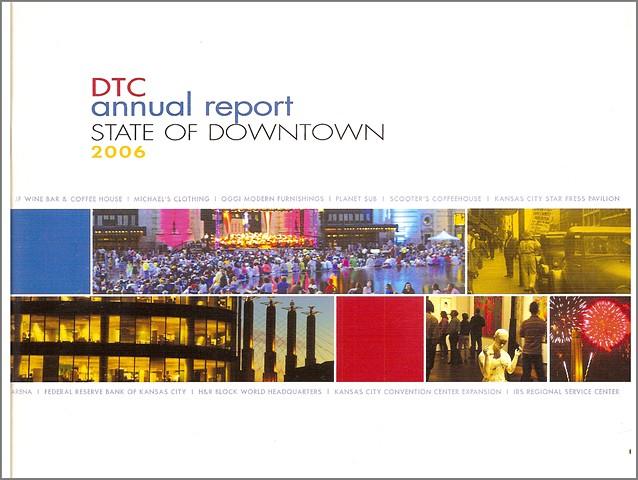 Kansas City Missouri Annual Report