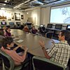 Animation class at Ringling College