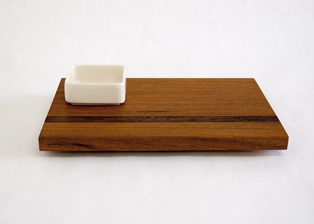 Hors d'oeuvres board, 1-dish