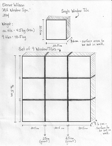 Proposal sketches for Windows #2