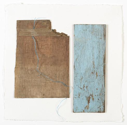 found objects, wood, detritus, sea thread, Dartmoor, Devon, Holbrook Creek, Suffolk