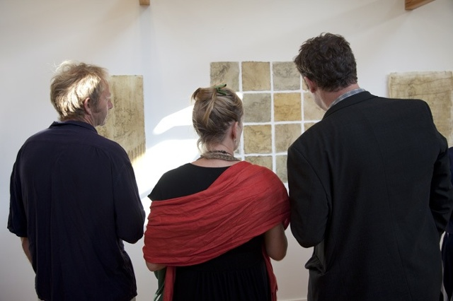 """Matter"" Exhibition The Garage Space Gallery Suffolk, U.K."