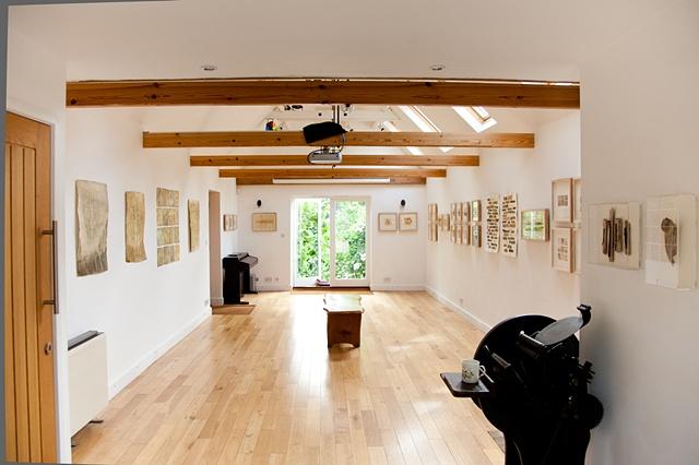 """""""Matter"""" Exhibition The Garage Space Gallery Suffolk, U.K."""