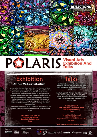 Reflections 2008 Solaris Poster