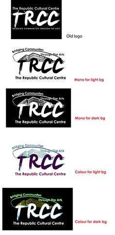 Redesigning TRCC's new logo