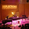 Reflections 2008 GOBO Light Logo Design