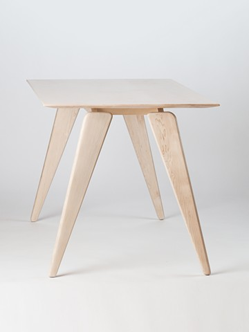 michaela stone contemporary modern furniture desk table