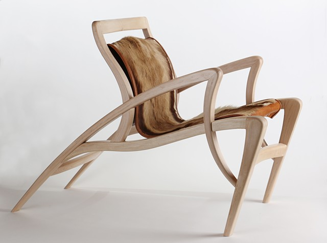 michaela crie stone contemporary furniture sculpture chair