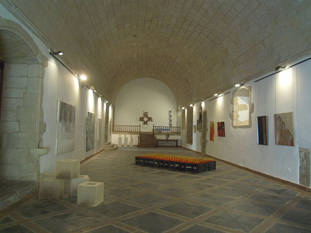 exhibit space in Trujillo, Spain