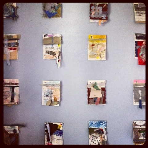 Room Residue-Interior Samples