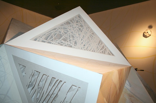 A Matter of Time, Main Structure, Exterior Detail (2)