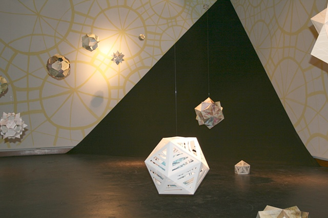 A Matter of Time (Installation View 1)
