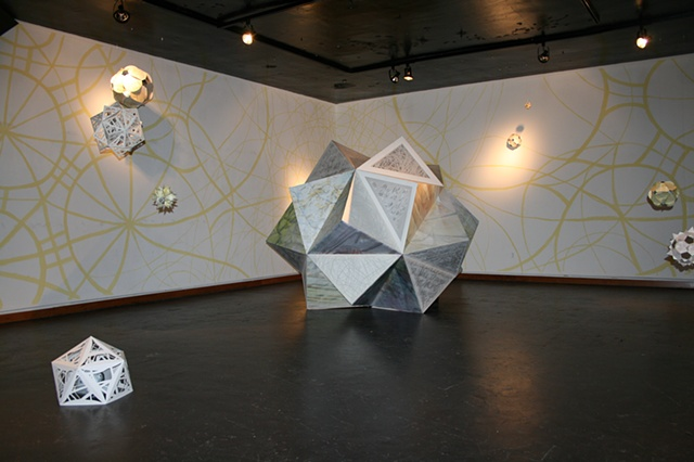 A Matter of Time (Installation View 2)