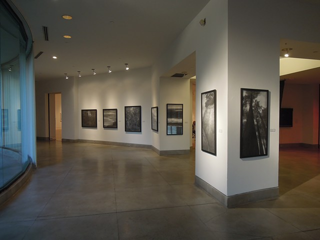 Installation at the Triton Museum
