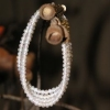 white pearl four strand
