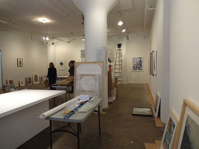 IPCNY / New Print Winter Show 2014
