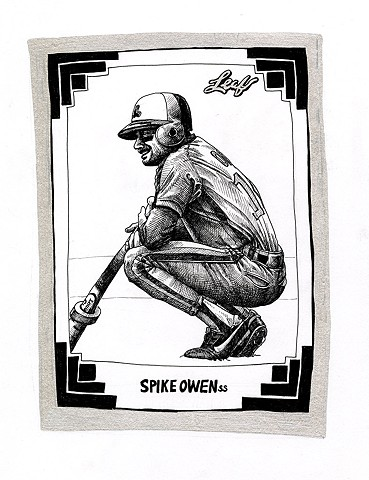 Spike Owen (Leaf 1991)