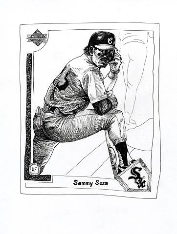 Sammy Sosa (Upper Deck 1991)