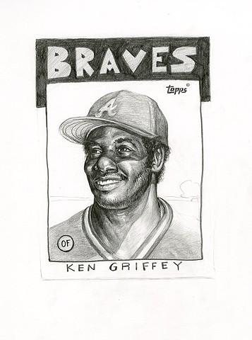 Ken Griffey (Topps 1986)